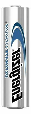 Energizer® Ultimate Lithium Batteries, AA, Pack Of 24 Batte
