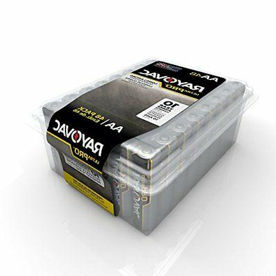 Rayovac Ultra 1.5V Alkaline Batteries, Pack, 2025