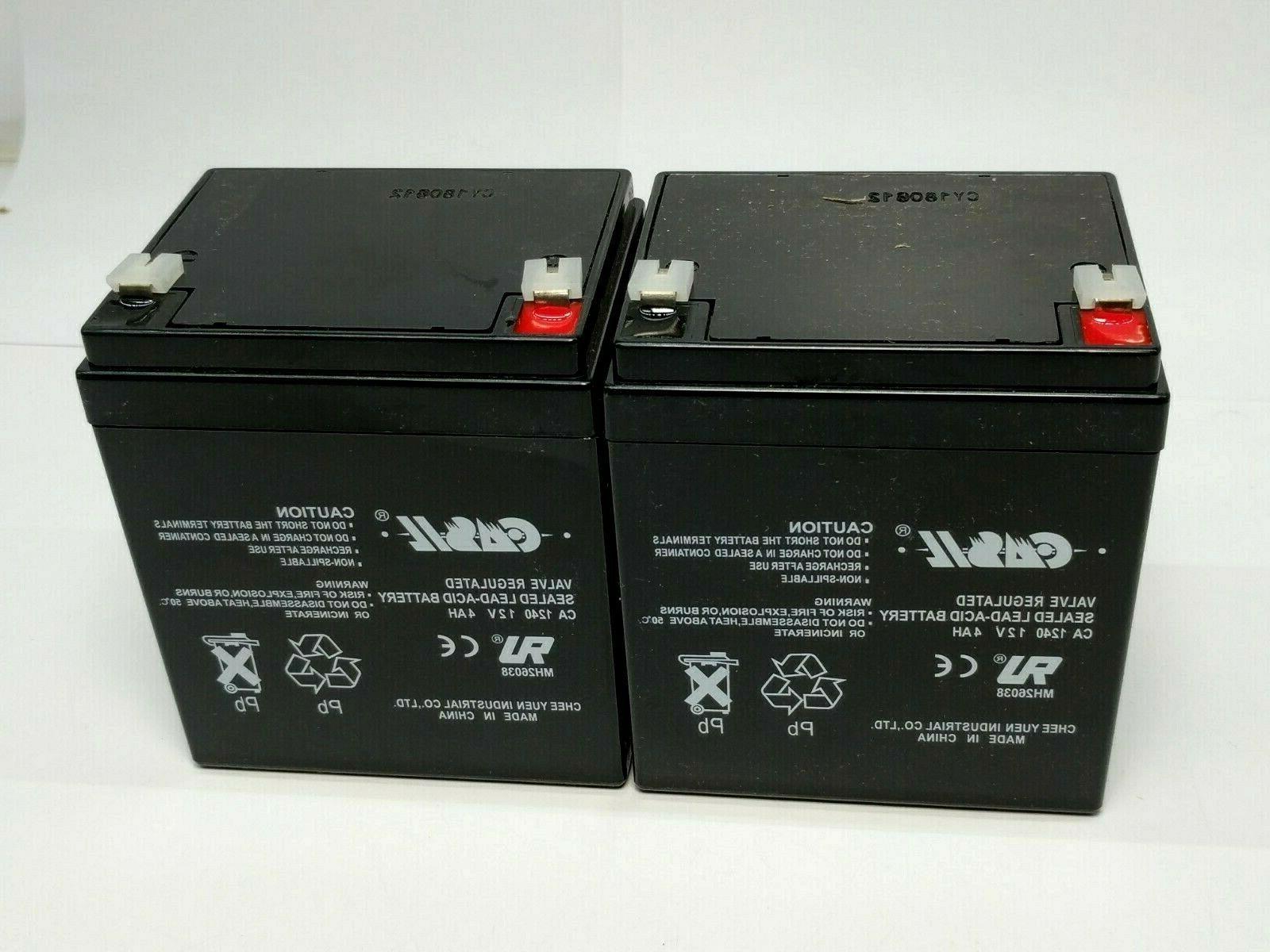 valve regulated sealed lead acid battery ca