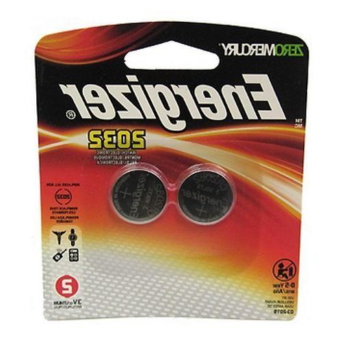 Energizer Watch 2032 Pack