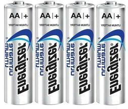 energizer L91 AA Ultimate Lithium Batteries