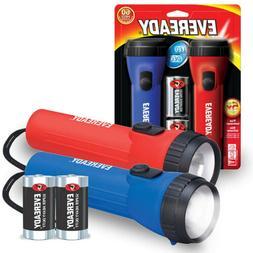 EVEREADY LED Flashlight Multi-Pack, High Lumens Flash Light,
