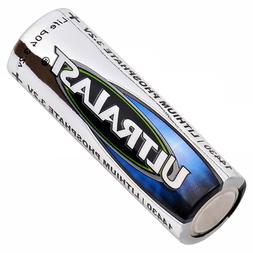 Dantona  LIFEO4-14430 Solar Lighting Home Security Battery 4