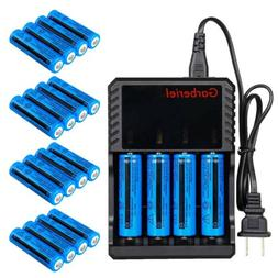 18650 Battery 3000mAh 3.7V Li-ion Rechargeable Cell Batterie