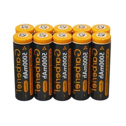 Lot Garberiel 18650 Battery 5000mAh Li-ion 3.7V Lithium Rech