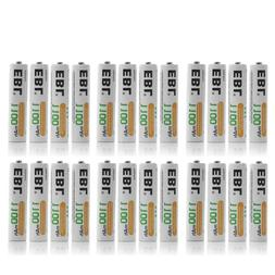 Lot AAA 1100mAh NiMH Rechargeable Batteries 1.2V for Solar L