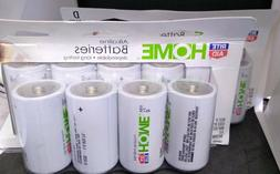 LOT OF 24 RITE AID D Batteries THREE 8 Packs BATTERY Expire