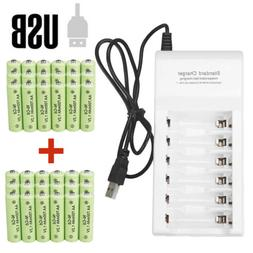 Lot AA Rechargeable Batteries NiCd Ni/Cd 700mAh 1.2v Garden