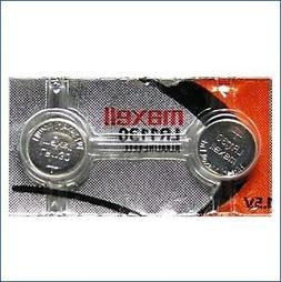 Maxell LR1130 AG10 189 V10GA G10A SR1130SW Batteries X 2 Exp