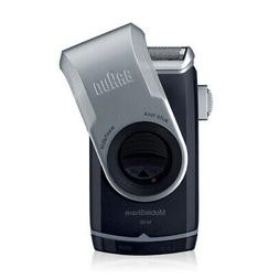 Braun M-90 Mobile Shaver with Smart Foil -Battery Operated