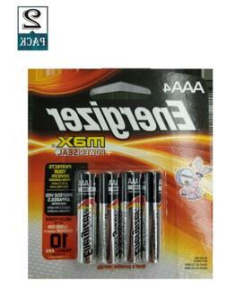 Energizer MAX Alkaline Batteries AAA, 4 Count