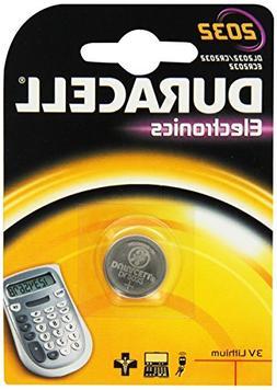 Duracell Medical Battery