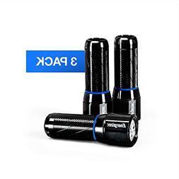 Energizer Metal LED AAA Flashlight 3pk, Vision HD Performanc
