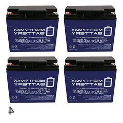 Mighty Max 12V 22AH GEL Battery for Baoshi 6-DZM-20 6DZM20 S