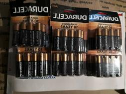 Duracell MN1500 Alkaline AA Batteries 6x 8-count Coppertop .