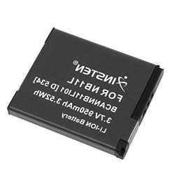 NB-11L NB11L Battery for Canon Powershot A2300 A2400 IS Came