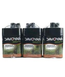 NEW & Sealed 6V Rayovac Sportsman Rechargeable Outdoor Batte