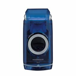 New Looking Braun Mobileshave M60B Battery Operated Men's Sh