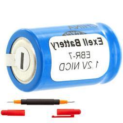 NEW Razor Battery For Braun 5564 5567 5569  Interstate Batte