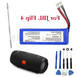New Replace Battery for JBL Flip 4, Flip 4 Special Edition J