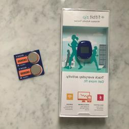 New Fitbit Zip + 2 Extra Batteries Wireless Activity Tracker