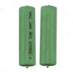 Braun NiMH Battery Set with Snap In Pins