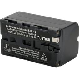 Watson NP-F770 Lithium-Ion Battery Pack  -Replacement for So