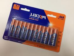 Pack of 24 AAA 1.5V LR03 Alkaline Battery Toys Remote Triple
