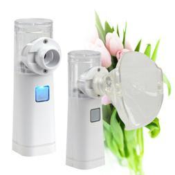 Portable Home/Travel Mesh Nebulizer Battery Operated Mesh Ne