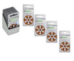 Powerone Hearing Aid size 312, P312 Genuine Batteries, Multi