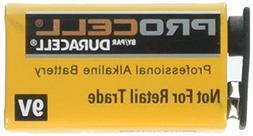 Duracell Procell 9 Volt Batterie )