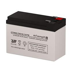 Power-Sonic PS-1270 F1 Sealed Lead Acid Battery