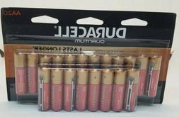 Duracell Quantum 20 AA Batteries QU1500 1.5V Exp Mar2027 Sea