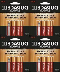Duracell Quantum Alkaline AA Batteries, 6-Count