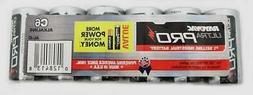 Rayovac RAY-AL-C Alkaline Shrink Wrapped C Batteries - 6 Pac