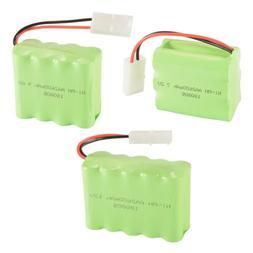 RC 7.2V/9.6V/12V 2600mAh Ni-MH Battery Square Battery Pack f