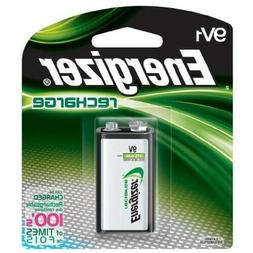 2 Pack Energizer 9V Rechargeable Battery NH22NBP NiMH 8.4V-