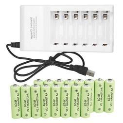 Rechargeable Battery NiCd Ni-MH AA 700mAh 1.2v Ni-Cd for Lig