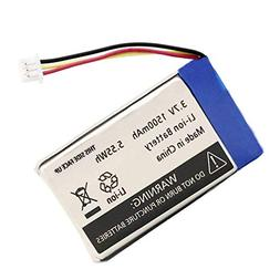 AOLIKES 3.7V Rechargeable Lithium Polymer Battery for DXR-8,