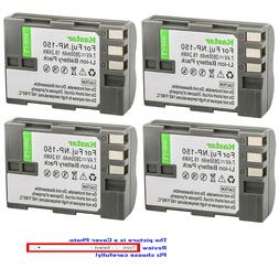 Kastar Replacement Battery for Fujifilm NP-150 BC-150 & Fuji