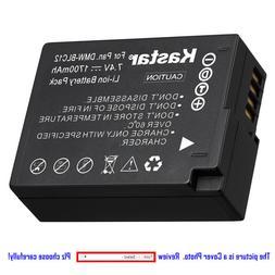 Kastar Replacement Battery for Panasonic DMW-BLC12 & Panason