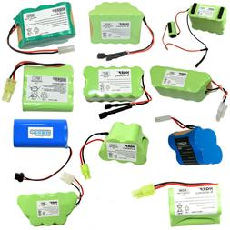 HQRP Replacement Battery for Shark Sweepers / Stick, Hand, R