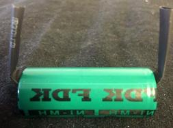 Brand New FDK Replacement Battery for Braun Oral-B 3728 Toot