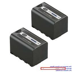 Kastar Replacement Battery Pack for Panasonic AG-VBR59 AG-B2