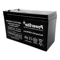 PowerStar Replaces Mighty Max ML7-12 - 12 VOLT 7.2 AH SLA BA