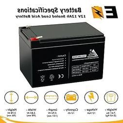 Sealed Lead Acid Battery SLA for modified EZIP Scooter 650 7