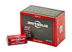 SureFire SF12-BB | Box of 12 Pack CR123A Lithium Batteries