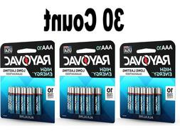 Rayovac AAA Batteries Alkaline Battery High Energy ~ Exp 11/