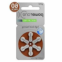 Power One Size P312 Hearing Aid Batteries )
