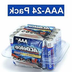 Super AAA Batteries 24-Count High Performace Bulk Pack Tripl